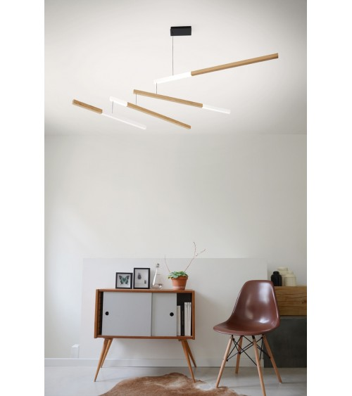 Lampe suspension design TASSO NEZ