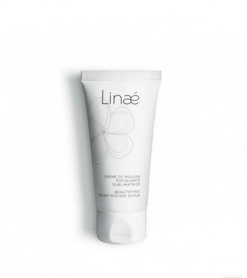 Crème de mousse exfoliante sublimatrice 50 ML - Linaé