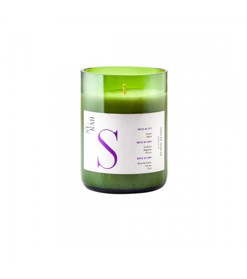 Bougie Parfumée Cépage Syrah - Maison Tchin Tchin