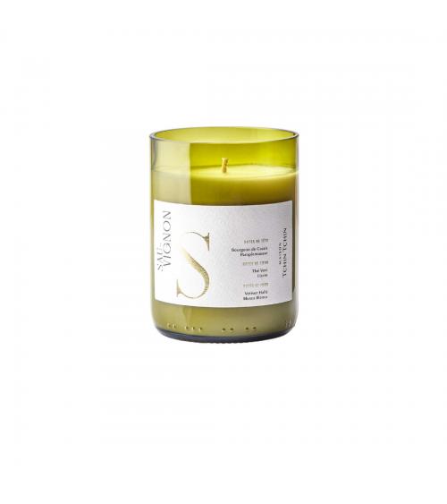 Bougie Parfumée Cépage Sauvignon - Maison Tchin Tchin
