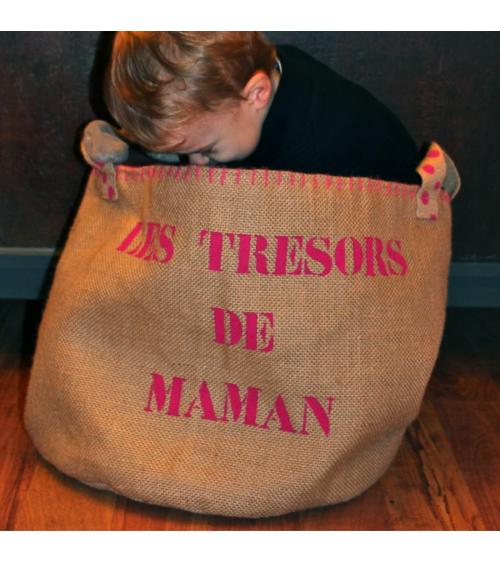 Les trésors de Maman Big Bag - Grenouille Rouge