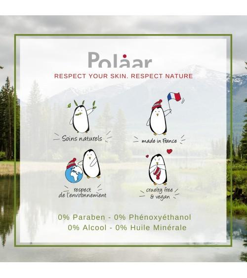 Gelée hydratante Aux Sources des Glaciers à l'eau d'iceberg - Polaar