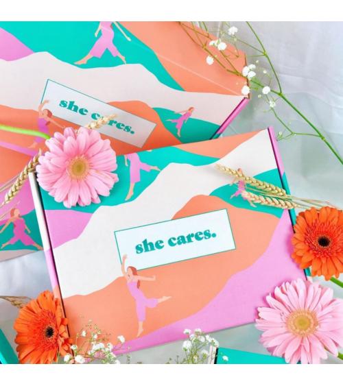 Boîte de Pandore - She Cares