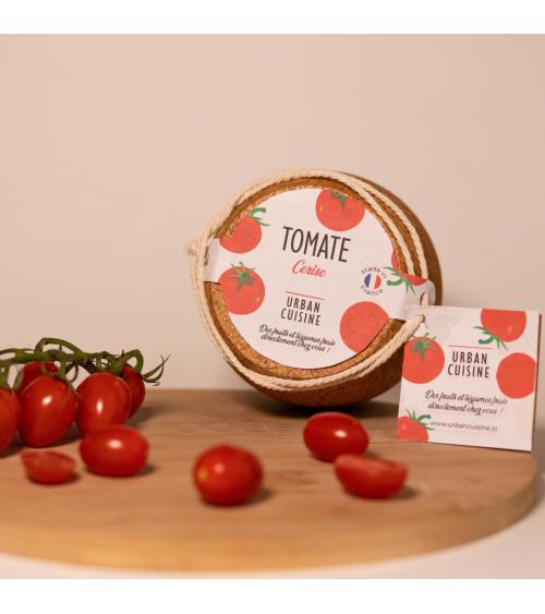 Tomate Cerise en Pot - Urban Cuisine