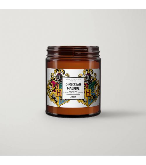 Bougie Parfumée Choixpeau Magique | Maisons Harry Potter - Frais Co