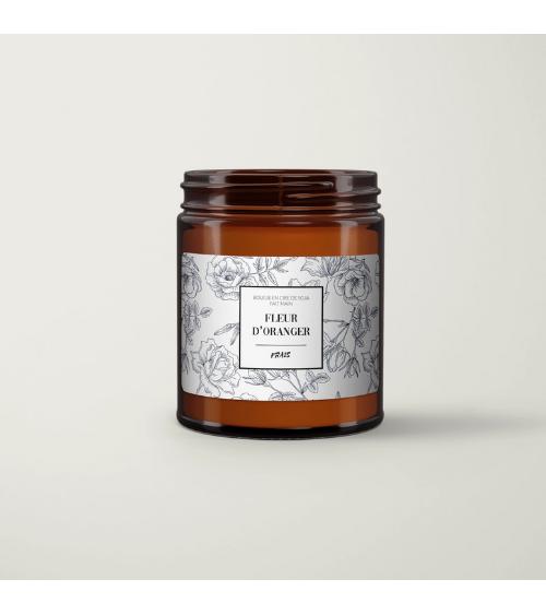 Bougie Fleur d'Oranger - Frais Co