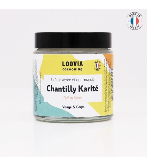 Chantilly Karité  Monoï | Visage et corps - Loovia