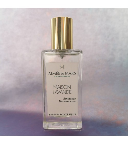 Parfum d'ambiance - Maison Lavande - Aimée de Mars