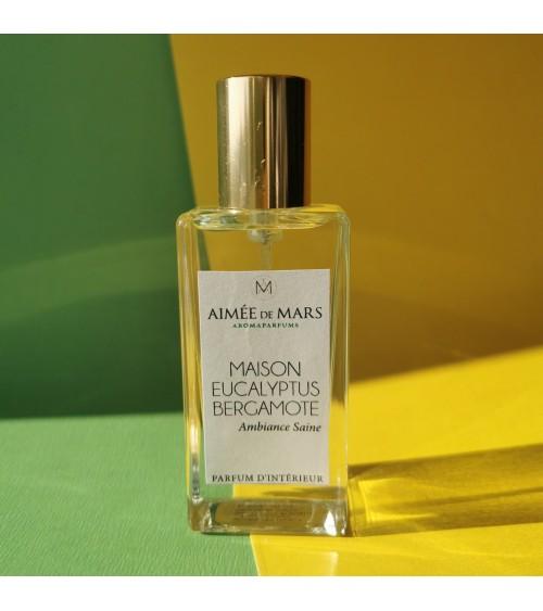 Parfum d'ambiance - Maison  Bergamote - Aimée de Mars