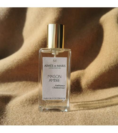 Parfum d'ambiance - Maison Ambre - Aimée de Mars