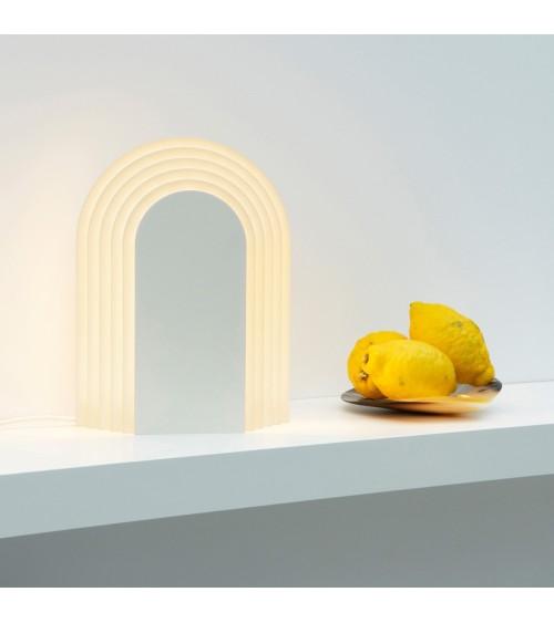 Lampe CEMI Blanche - Presse Citron
