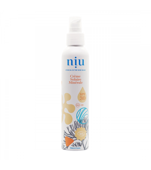 Crème solaire NIU - SPF30 - 100ml