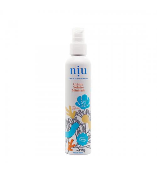 Crème solaire NIU - SPF50 - 100ml