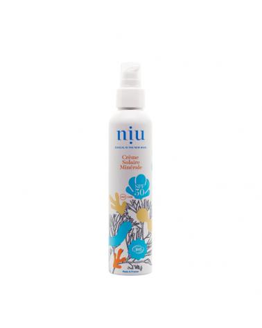 Crème solaire NIU - SPF50 - 100ml Niu