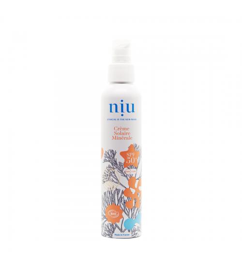 Crème solaire NIU - SPF50+ - 100ml