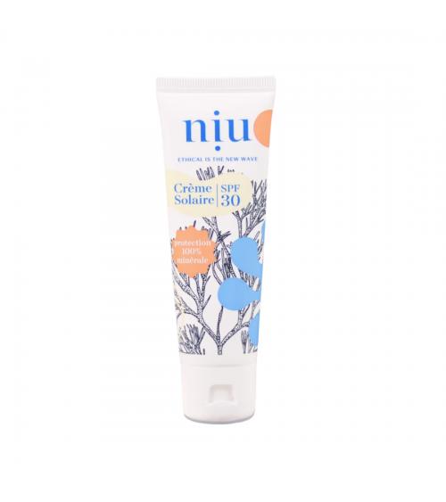 Crème solaire NIU - SPF30 - 50ml