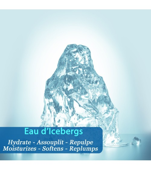 Masque Super-Hydratant Aux Sources des Glaciers à l'eau d'iceberg - Polaar