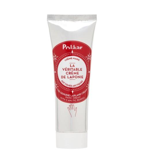 Crème mains aux baies arctiques - La véritable crème de Laponie - Polaar