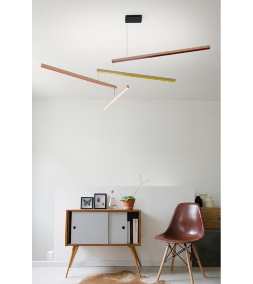Lampe suspension design TASSO CHO