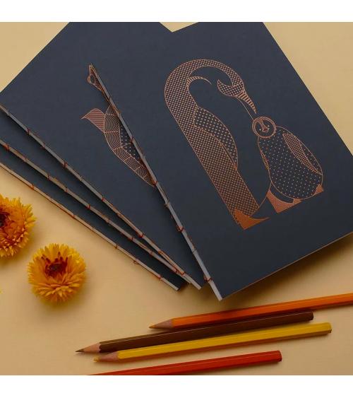 Série de carnets classiques - Langoustine
