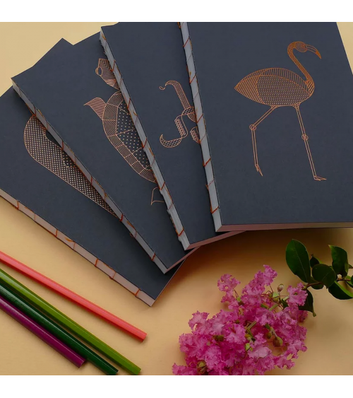 Série de Gros carnets - Langoustine